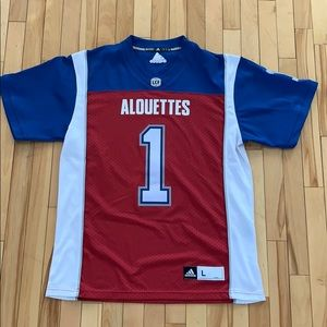 Montreal Alouettes Jersey - Large